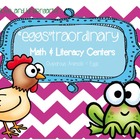 Eggstraordinary Math & Literacy Centers