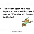 Elapsed Time Scoot - Field Day Theme