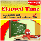 Elapsed Time - grade 3, common core