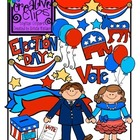 Election Day! {Creative Clips Digital Clipart}