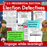 Election Detectives: Learning about Elections, Presidents,