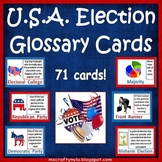 Election Glossary Cards