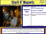 Electricity, Magnets, and Motors Flip Chart Grade 4