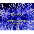 Electricity Power Point Student Notes