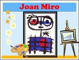 Elementary Art Lesson - Joan Miro Abstract Shape People