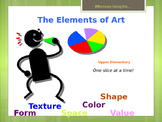 Elementary Art Lesson: Categorizing Art & Marzano's DQ