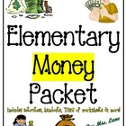 Elementary Money Packet (SUPER JAM-PACKED!)
