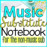 Sub Plans for Music (For the Non-Musical Sub)