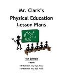 Elementary Physical Education Lesson Plans 4th Edition