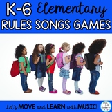 Elementary School CLASSROOM MANAGEMENT  POEMS AND SONGS  w
