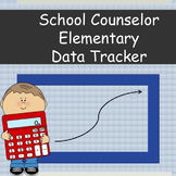 Elementary School Counselor Data Tracker K-6 *Updated* wit