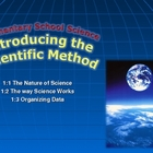 Elementary School Science: Introducing the Scientific Method
