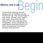 Elements of Art - Line PowerPoint