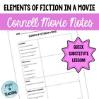Elements of Fiction in A Movie Cornell Notes