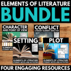 Elements of Literature: Activities for Plot, Character, an