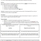 Elements of a Story that Support the Theme - ELA Test Prep