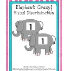 Elephant Crazy! - Visual Discrimination Numbers - File Fol