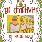 Elf Craftivity Freebie
