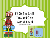 Elf On The Shelf Tens and Ones SMART Board