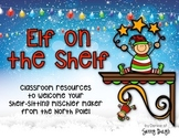 Santa's Spy - Resources to Welcome your North Pole Mischie