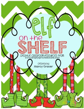Elf on the Shelf Classroom Activities
