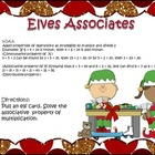 Elves Associates!! (Associative & Distributive Property of