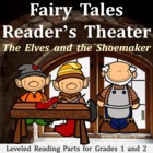 Elves and the Shoemaker: Reader's Theatre for Grades 1 and 2