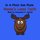 Emergency Substitute Lesson Plans- Kindergarten (Moose's L