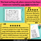 Emergency Substitute Teacher Packets Days 1-3