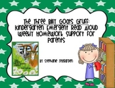 Emergent Read Aloud Home Support Pack: The Three Billy Goa
