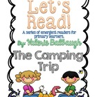 Emergent Reader - Camping Fun