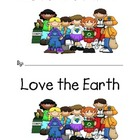 Emergent Reader - I Can Love the Earth