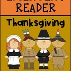 Emergent Reader: I see the... (Thanksgiving)