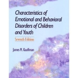 Emotional and Behavioral Disorders Book