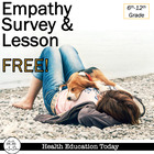 Empathy Lesson FREE!: Perfect for Teachers or to Leave for