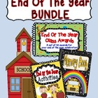 End Of The Year BUNDLE: End Of The Year Activities & 30 En