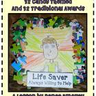 End of Year Awards- Self Portrait Puzzle Magnets
