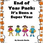 End of Year Pack: It's Been a Super Year