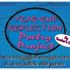 End of Year Reflection Poem Project
