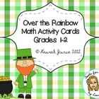 End of the Rainbow: Math Activity Cards for St. Patrick's
