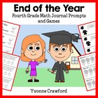 End of the Year - School's Out Mathbooking - Journal Promp