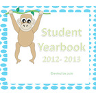 End of the Year- Student Yearbook