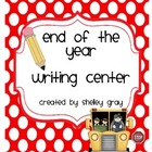 End of the Year Writing Center