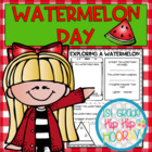"End of the year...""sweet"" watermelon crafts and activities!"