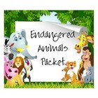 Endangered Animal Packet