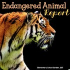 Endangered Animal Research Report - Nonfiction Writing for