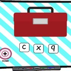 Ending Sounds SMART BOARD Game