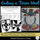 Ending a School Year: Creative Ways to Wrap Up and Send St