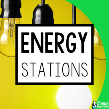 Energy! {A Science Stations Unit}
