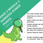 Engage NY 3rd Grade Math Module 1 Topics D, E and F Lessons 11-21